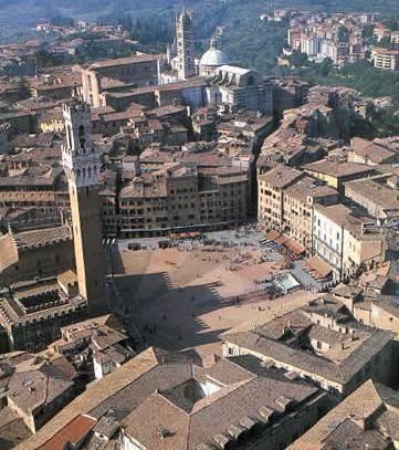 Works of Art in Siena