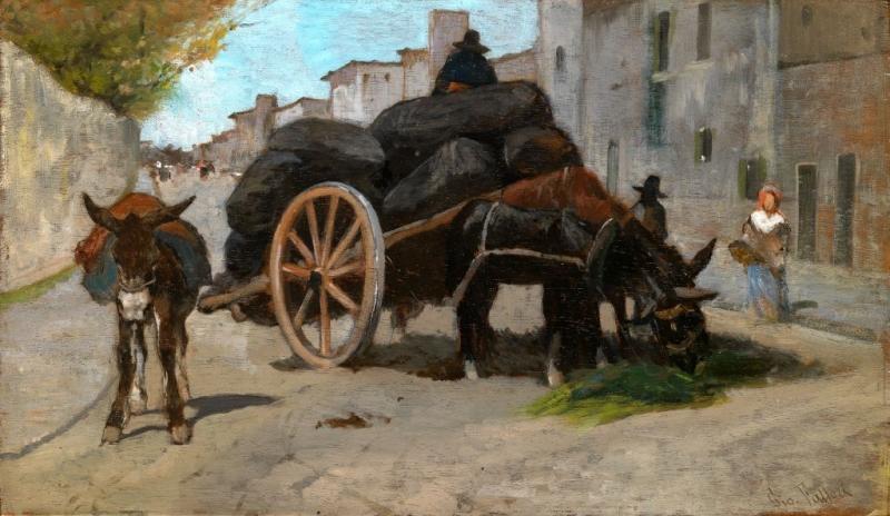 I macchiaioli a San Godenzo