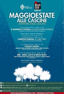 Maggio Fiorentino (MaggioEstate) alle Cascine - Firenze