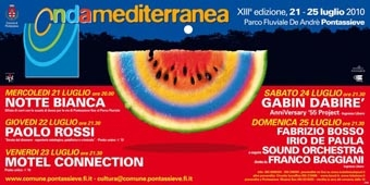Onda Mediterranea a Pontassieve