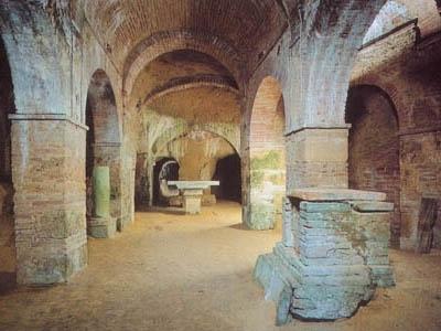 Gli itinerari sotterranei di Chiusi