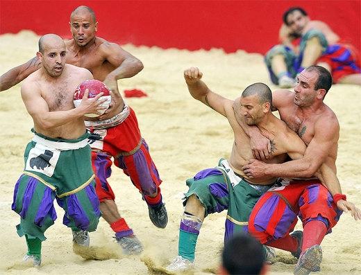 Il Calcio Storico Fiorentino