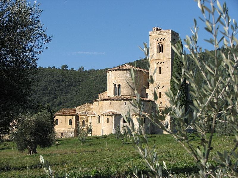 The Via Francigena in Tuscany