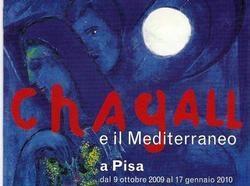 Chagall a Pisa