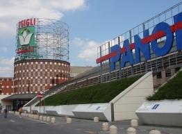 Il centro commerciale I Gigli
