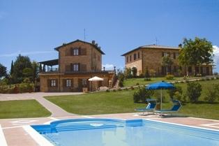 Eurocasa: vacanze in villa in Toscana